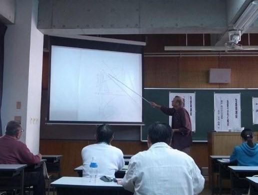 """沖縄大学「泡盛""""楽""""講座」講師"""