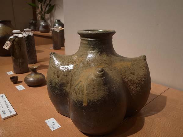 2011ポール ロリマー作陶展